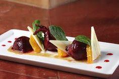 Салат из свеклы, апельсинов и сыра | Bee-land.ru