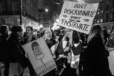 The most inspiring moments from the #FreePeriods march | Stylist