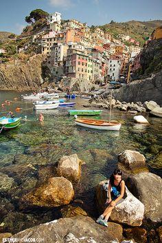 Riomaggiore | Travel Cinque Terre Italy - Esther & Jacob