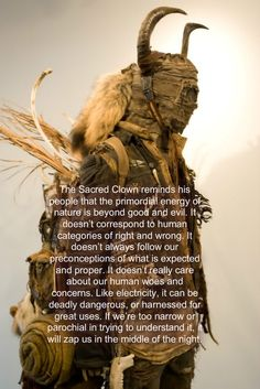 The Path of the Sacred Clown: Where Trickster and Shaman Converge | Reason & Existenz | metrix ...