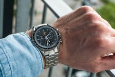 SPEEDY TUESDAY – A COLLECTOR TALKS ABOUT HIS OMEGA SPEEDMASTER 50TH ANNIVERSARY 'PATCH' 311.30.42.30.01.001