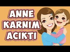Anne Karnım Acıktı Çocuk Şarkısı | Çocuk Şarkıları 2015 - YouTube