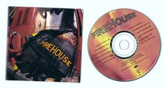 FIREHOUSE Hold Your Fire CD Compact Disc Free S/H USA