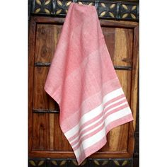 Rose Artisan Woven Kitchen Towel (India) - Overstock Shopping - Great Deals on Sustainable Threads Kitchen Linens