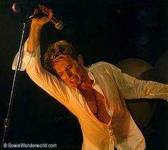 David Bowie Concerts 1997