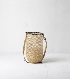 Indonesian Tribal Backpack / Natural | Indie Home Collective | indiehomecollective.com