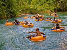 Water tubing!!! I'm in!!!