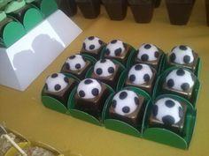 Trufas personalizadas futebol