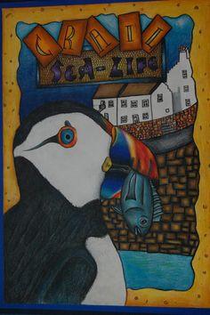 3rd year: design final poster