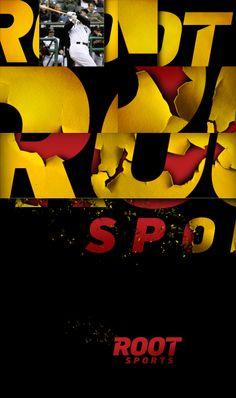 "Seton Kim - Creative Direction - ""Root Sports IDs"""