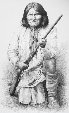 Gerónimo, Apache Chiricagua - Joe Belt.
