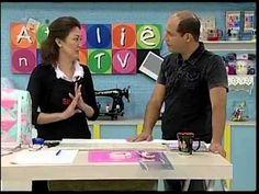principios do patchwork muito bom video- 11-03-13 - YouTube