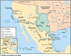Mexico and the United States approached the Mexican-American War unprepared. Description from james-a-watkins.hubpages.com. I searched for this on bing.com/images