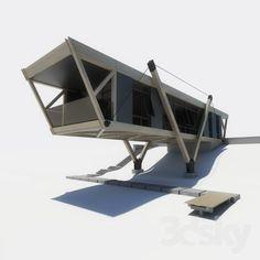 Constructivism style house
