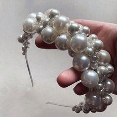 Headpiece Wedding, Swarovski Pearls, Bridal Boutique, Bridal Accessories, Hair Pins, Wedding Day, Pearl Earrings, Bride, Girls