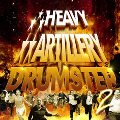 """Here is a new FREE Urban Assault teaser MIX we made for ya in promotion for the upcoming """"HEAVY ARTILLERY DRUMSTEP 2″ compilation album dropping on August 27th on HEAVY...More info →"""