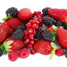 Berries are known to be not just delicious, but a great source of fiber and antioxidants.