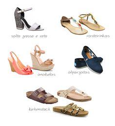 Tendência de Sapatos para 2015    por Fabi Santina | Crie moda       - http://modatrade.com.br/tend-ncia-de-sapatos-para-2015