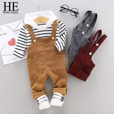 45 Delightful Spring Toddler Outfits Ideas For Lovely Boys - Cotton Blazers and Practical Mac Jackets One of the most important items in any young man's spring wardrobe is a lightweight blazer that can be worn o. Baby Outfits Newborn, Toddler Outfits, Baby Boy Outfits, Kids Outfits, Trouser Outfits, Pants Outfit, Outfit Sets, Two Piece Clothing Sets, Kids Overalls