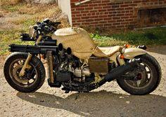 1984 Goldwing Attackbike w/ Twin M-134 Miniguns!