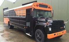 American Schoolbus S1853