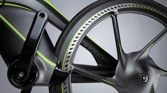 Concept Bike Prototype by Todd Mendoza at Coroflot.com