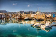 Girne Harbour, Northern Cyprus