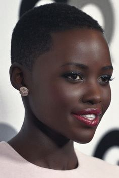 Lupita Nyong'o - this woman has The most amazing skin