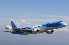 Jetairfly : new Embraer E-Jet 190