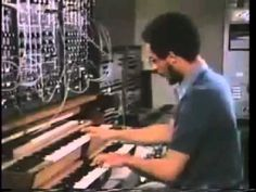 Discovering Electronic Music: 1983 documentary on the rise of electronic synthesis of sound. Dj Music, Music Love, Music Is Life, Tape Echo, Music Documentaries, Audio Sound, Wet Dreams, Space Time, Sound Waves
