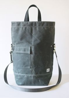 Chester Wallace Bag, made in Portland. Love Love!