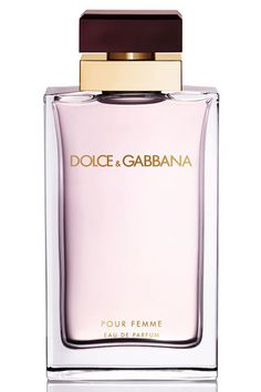 Find Your Perfect Scent - If You're Flirty & Feminine - Dolce & Gabbana Pour Femme