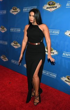 Jordin Sparks Photos Photos - Singer/actress Jordin Sparks attends the 2016 NASCAR Sprint Cup Series Awards at Wynn Las Vegas on December 2, 2016 in Las Vegas, Nevada. - NASCAR Sprint Cup Series Awards - Red Carpet