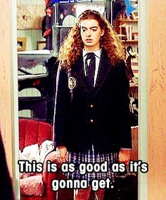 """""""This is as good as it's gonna get."""" The Princess Diaries Movie - Anne Hathaway"""