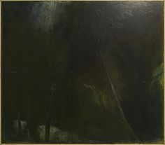 Jake Berthot - Exhibitions - Betty Cuningham Gallery Black Painting, Abstract Words, Sidecar, Exhibitions, Abstract Expressionism, Landscape Paintings, Trees, Portrait, Gallery