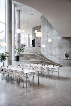 SEB bank designed by Lundgaard & Tranberg Architects.