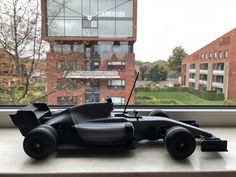 RC Formula 1 3D printed model by Dennis Scholing #practical