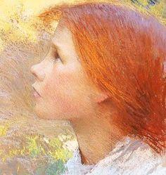 George Clausen, né en avril I852 à Londres et mort en novembre I944 dans la même ville, est un peintre et graveur britannique.