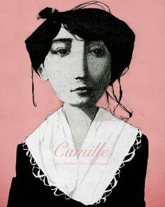 Camille | The Art of Nicholas McNally Illustrators, Art, Art Background, Kunst, Illustrator, Performing Arts, Illustrations, Art Education Resources, Artworks