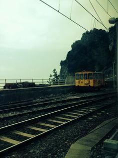 Oceano,sole,treno....stupendo