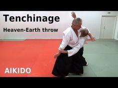 Aikido technique KOKYUHO (Sokumen iriminage) by Stefan Stenudd, 7 dan Aikikai shihan - YouTube