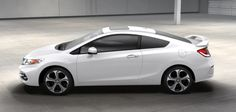 Honda Civic SI 2014 Coupe White