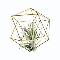Geometrische DIY Himmeli Messing ORB von formradar auf DaWanda.com
