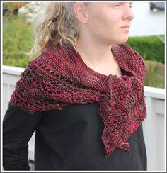 Hjerte GO`H Design: Blondestrikk