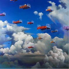 "John McIntosh; ""Sheep Dreams"""