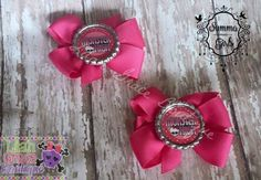 Monster High pink pig tail hair bows https://www.facebook.com/media/set/?set=a.897934796912431.1073741887.664051576967422&type=3