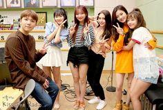 [Lovelyz Sujeong] 170621 Sujeong on KBS Cool FM Kiss The Radio (11p)
