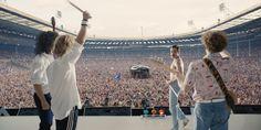 El tráiler de 'Bohemian Rhapsody' revela el origen de dos canciones de Queen