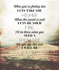 Soldier ~ Before You Exit