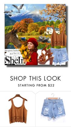 """""""SheIn#03"""" by irmica-831 ❤ liked on Polyvore"""